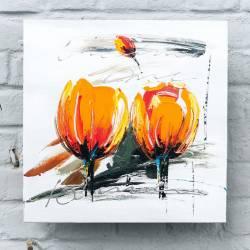 Tulipe Orange