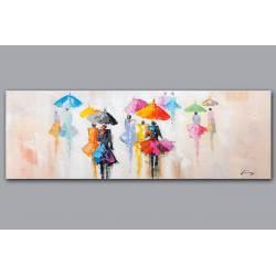 Parapluies Colorés