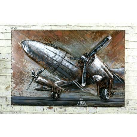 Avion sur le tarmac
