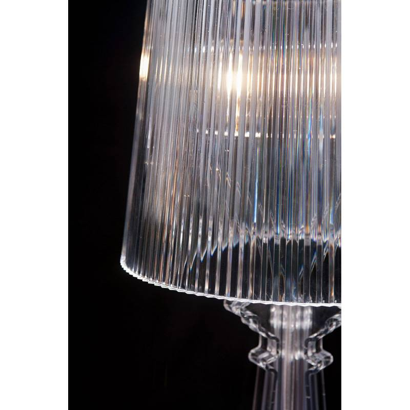 Le style kartell 28 images le kartell bourgie kartell for Lampe kartell bourgie petit modele