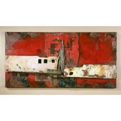 Plaque Abstrait II