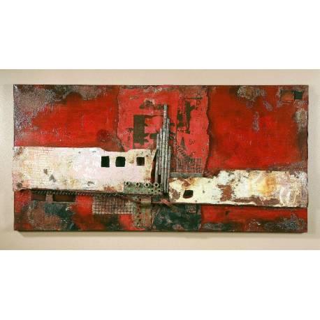 Plaque Abstrait I
